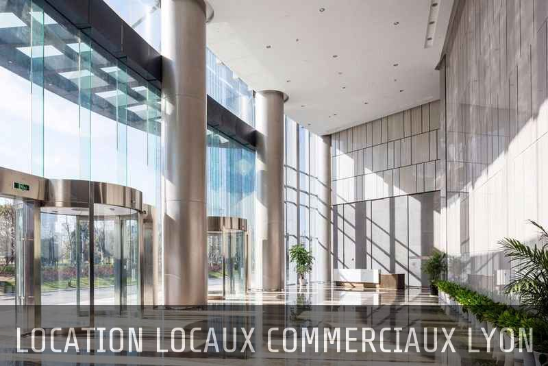 Location local commercial Lyon